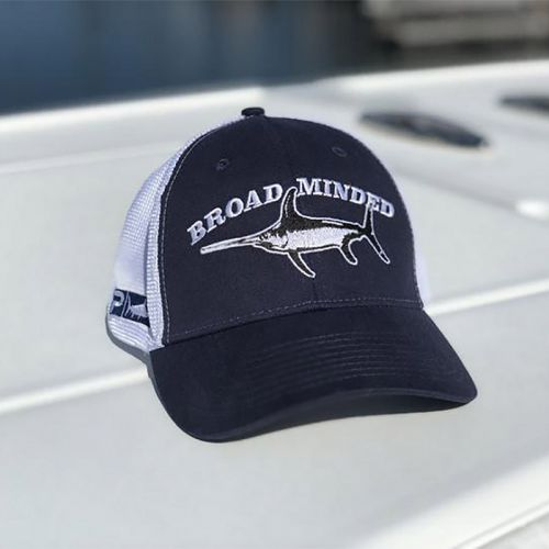 Broad Minded Swordfish Hat
