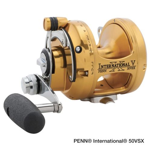 Penn International 50 Detachable