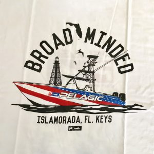 Broad Minded Swordfishing Stanz Shirts