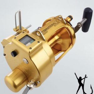 Hooker Electric Reel